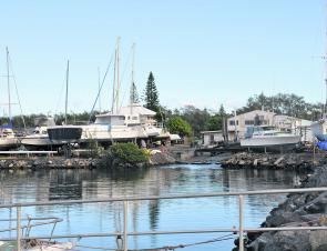 What will become of the Coffs Harbour slipway? Don't expect a new facility any time soon.