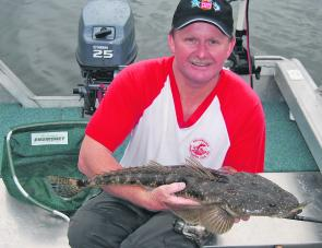There are still some nice flatties about in Lake Illawarra but you will have to work a bit harder.