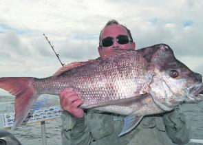 Big lumpy snapper are a feature in the shallows on the April full moon.