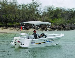 The 510 Top Ender is packed with changes including now being rated to a 115hp outboard.
