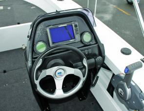 "The new side console design in the Top Ender models will accommodate up to a 10"" Screen."