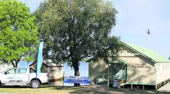 Ballarat Fly Fishers Clubrooms and the Oceanic Fly fishing Championships head quarters.