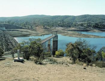 Googong Reservoir, part of Canberra's drinking water supply, is a superb fishery. It's famous for extra-large redfin, golden perch and Murray cod, and is a long-term experiment in the use of domestic storages for recreational angling.