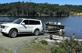 Even with a hire boat, you should have a plan and a pre-launch routine firmly in mind, well before you hit the ramp.