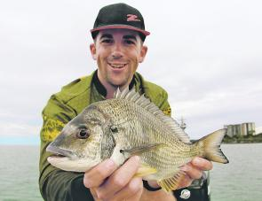 Bream anglers have been the big winners with good catches set to continue into the cooler months.