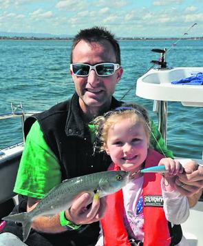 Try and tear yourself away from the awesome snapper season to spend time with the littlies!