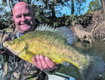 Peter Brunt shows that there are some massive goldens to be caught during the cooler months.