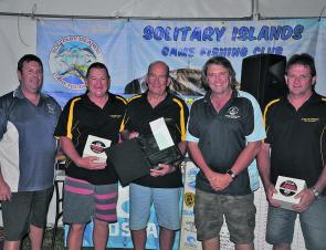 The champion Mustang team from Port Macquarie.