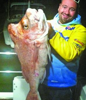 Snapper have very hard mouths so most anglers prefer to use monofilament line when fishing with bait, as it gives more stretch.