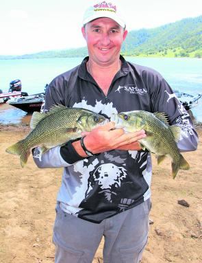 Duane Macey (6/6, 5.92kg) took out the non-boater title at Lake Glenbawn.