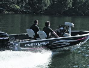 Performance with the 60hp Mercury EFI four-stroke was sufficient but the hull is rated to 75hp.