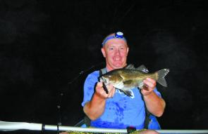 Night bass luring is highly addictive, with noisy surface strikes in calm, quiet conditions makes for a stark contrast.