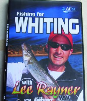 Lee Rayner's Fishing for Whiting DVD is aimed at King George whiting but has plenty of tips for sand whiting.