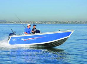 Sea Jay's new 485 Haven Sports offers anglers a very versatile and sound fishing rig.