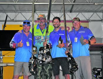 Champion Team 'Lowrance Whyte Boys' made it two years in row.