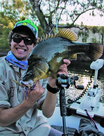 The warm May days bring some brilliant fishing on the Murrumbidgee River.