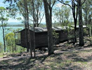 The cabins provide simple bush accommodation. They are somewhat sparse but offer excellent shelter and sufficient comfort for up to eight people.