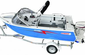 The 429 Seaway was a fun rig to drive around and many bay and estuary anglers will find this model to their liking.