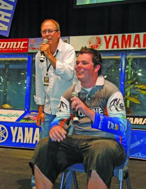 Champion non-boater Damien Coleman held the hot seat on day three and was never bettered to claim his first BREAM win.
