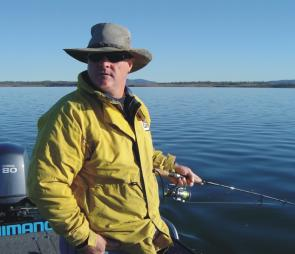 Trolling soft plastics in deep water for bass covers plenty of water in search of active bass.
