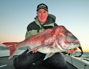 Big snapper are trophy fish for almost anyone who fishes offshore.