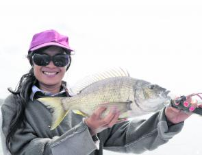 Visitors to the area over Winter can experience excellent bream fishing.