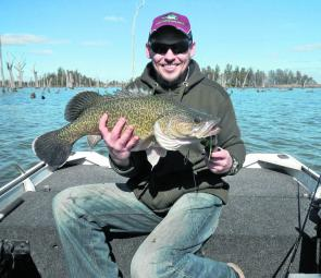 You are not permitted to target Murray cod from the 1 September through to 30 November inclusive.