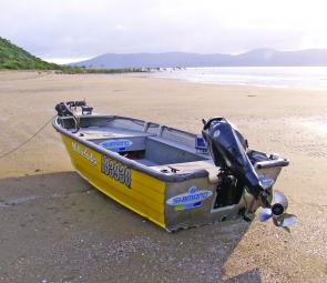 Camping on the Whitsunday Islands is a very relaxing way of exploring and fishing this amazing area.