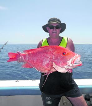 It's time for some quality reef fishing to be enjoyed in the tropics.