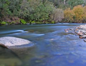 The Kiewa River near Tawonga