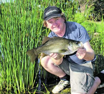 May is a great time to target freshwater EPs in the local waters.