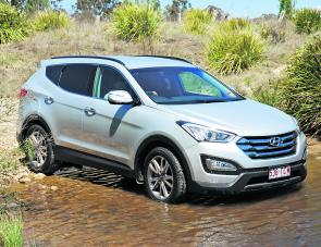 fishing monthly magazines review hyundai santa fe. Black Bedroom Furniture Sets. Home Design Ideas