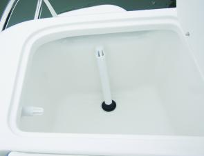 Live bait tank will keep the slimeys happy till their time comes.