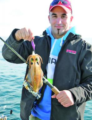 Winter is a great time to stock up on snapper baits and that's just what Dimitri has planned for this one