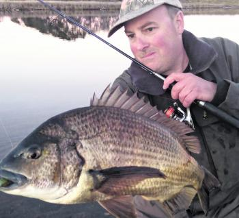 Winter bream is a staple July catch.