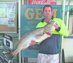 Mulloway anglers love this time of year as the bigger specimens come out to play.