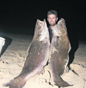 Fishing Monthly Magazines Bag A Beach Mulloway