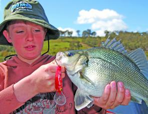Bass fishing is now a regular part of the fishing calendar for those living and travelling in the Lithgow district.