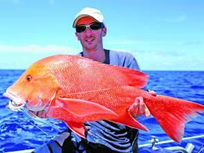 It takes quality products to land big red emperor like this, and PE Tackle does not disappoint.