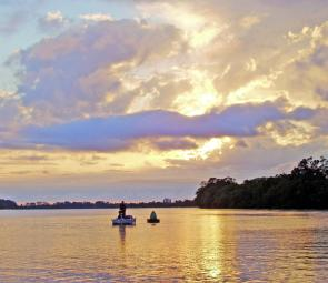 Is the sun setting on the viability of the Richmond River or will the fallout from the big fish kills generate a new dawn?