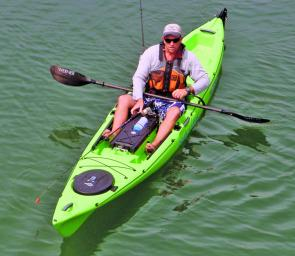 The Prowler Ultra 4.3 is a mean, green, fishing machine.