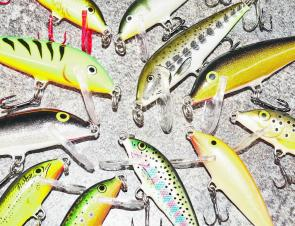 Rapala are one of the only manufactures who really produces a range of sinking minnows and these lures all have serious bass fishing potential.