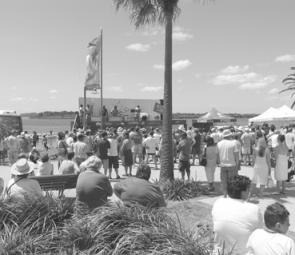 The Sundowner BREAM Classic was a huge success, with great crowds witnessing the live bream weigh-ins.