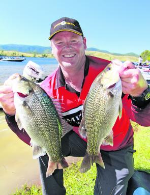 Warren Carter finished 3rd, and now leads the Power-Pole BASS Pro Angler of the Year race.