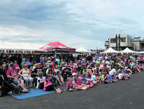 Last year's 2015 Shipwreck Coast Fishing Classic attracted a crowd of approximately 1,200 people.