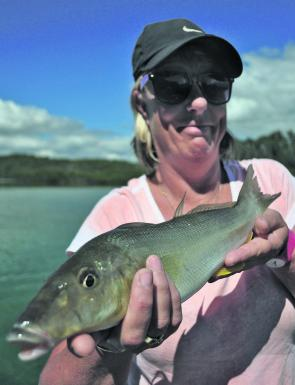 There are still some quality whiting to be found in the rivers, lakes or off the beaches.