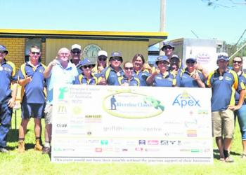 A fantastic list of sponsors help the Riverina Classic Fishing Competition give back to the community, including much needed monetary support to charities such as the Griffith Motor Neurone Disease support group.