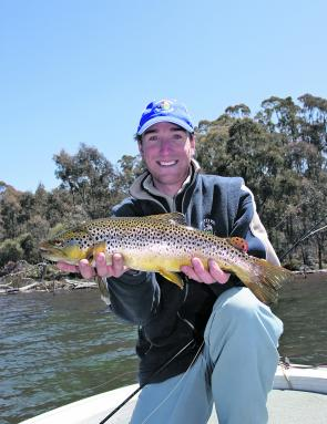 Wild brown trout are the prime target for many experienced anglers.