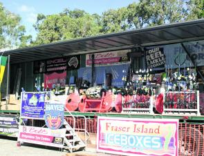 The sponsors enabled the club to put on a massive prize stage that totalled over $45,000 in value.