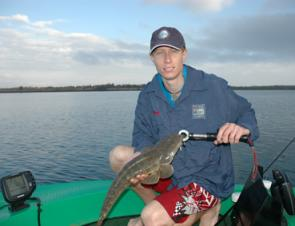 The ever faithful Burnett hasn't let anglers down lately with some good bream, whiting and flathead on offer.